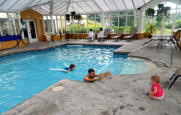 piscine auberge & spa west brome
