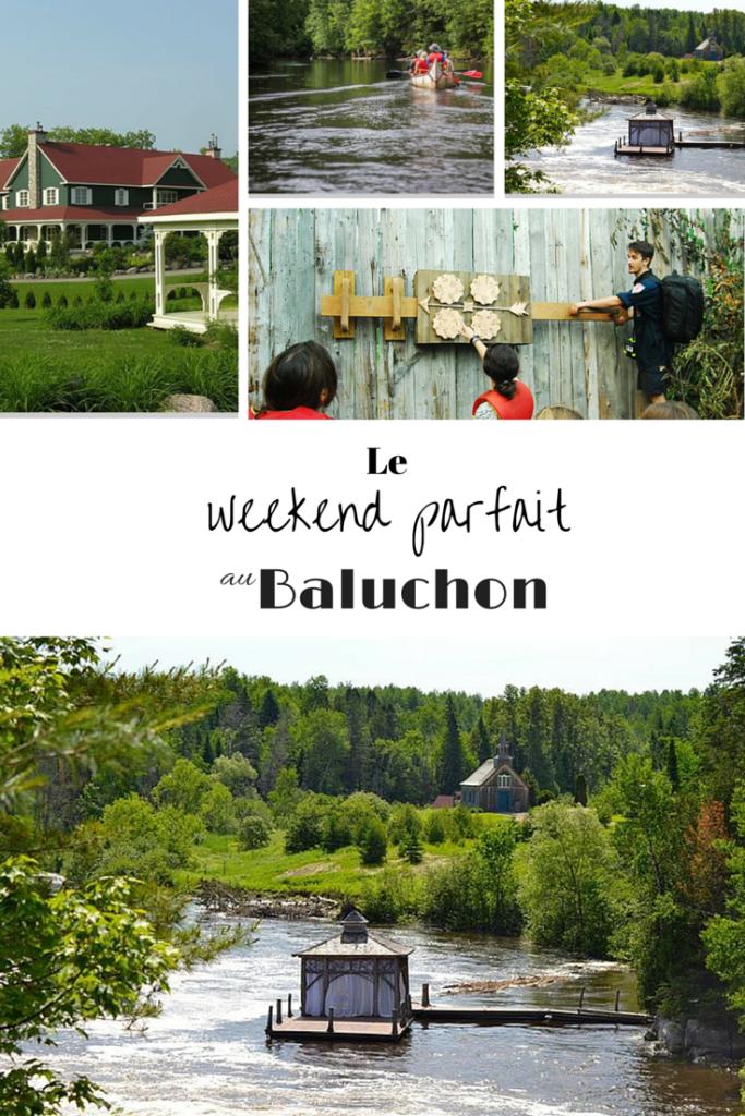 Le Baluchon Éco-villégiature, parfait pour un weekend gastronomique, de farniente et en plein air!