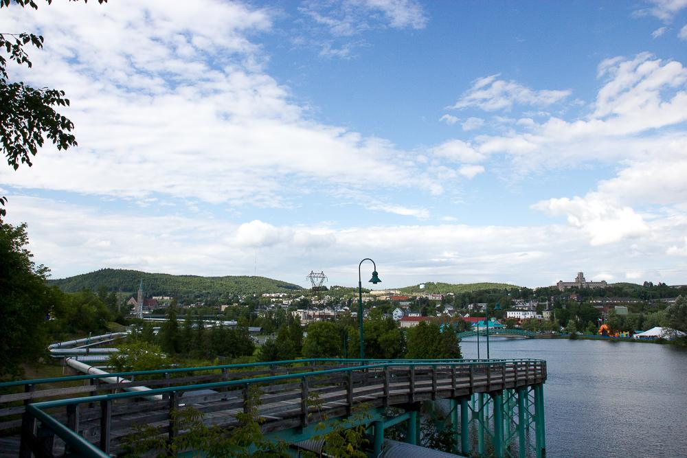 Edmundston, Nouveau-Brunswick