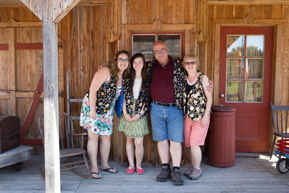 Mes Brayons favoris, la famille du Réel au Miniature - Edmundston, Nouveau-Brunswick