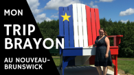 Il y a déjà un mois (fiou, le temps passe donc vite!), j'étais au Nouveau-Brunswick pour mon anniversaire en Acadie des terres […]