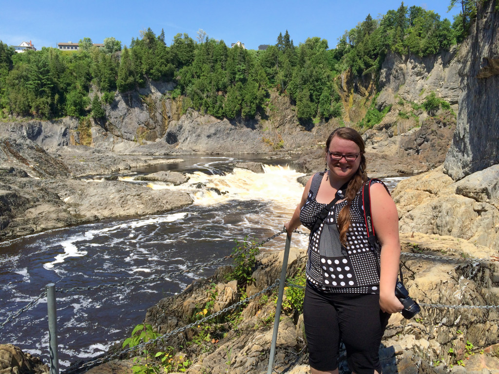 Gorge de Grand-Sault, Nouveau-Brunswick
