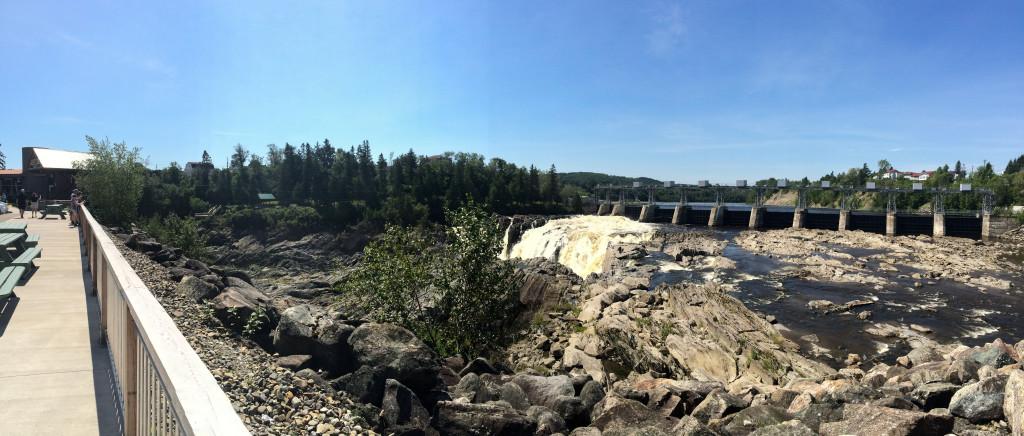 Chutes de Grand-Sault, Nouveau-Brunswick