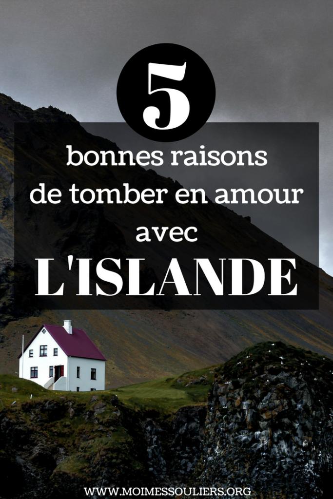 5 raisons de tomber en amour avec l'Islande