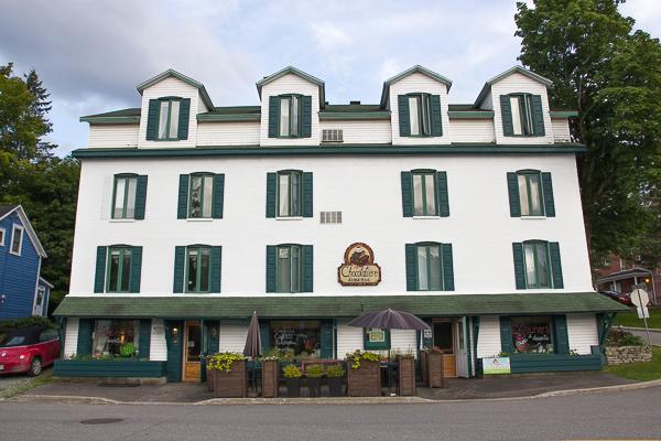 Auberge La CHocolatière - North Hatley - Cantons-de-l'Est - Chemin des Cantons (2)