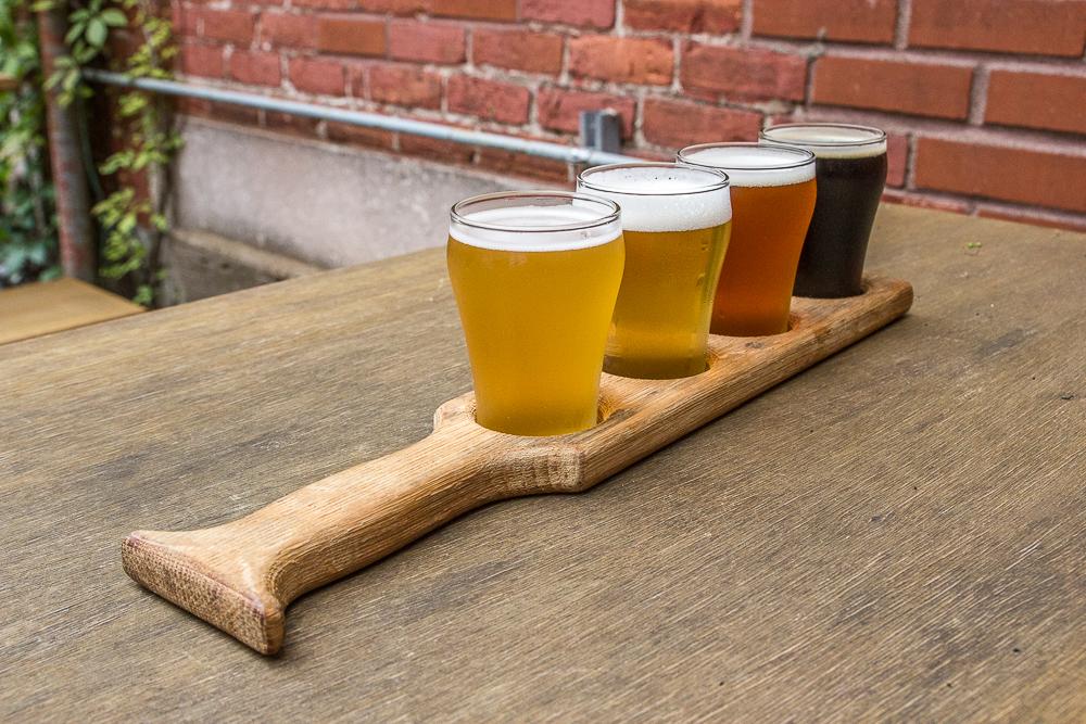 Bières - Le temps d'une pinte - Terrasse - Trois-Rivières - Mauricie