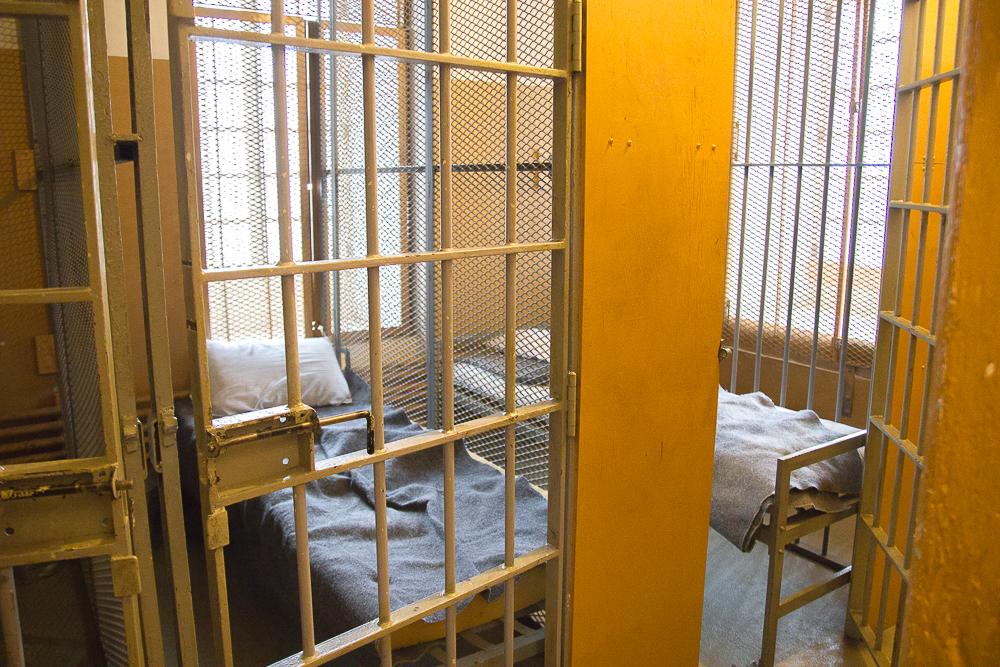Cellule - Prison de Trois-Rivières - Trois-Rivières - Mauricie