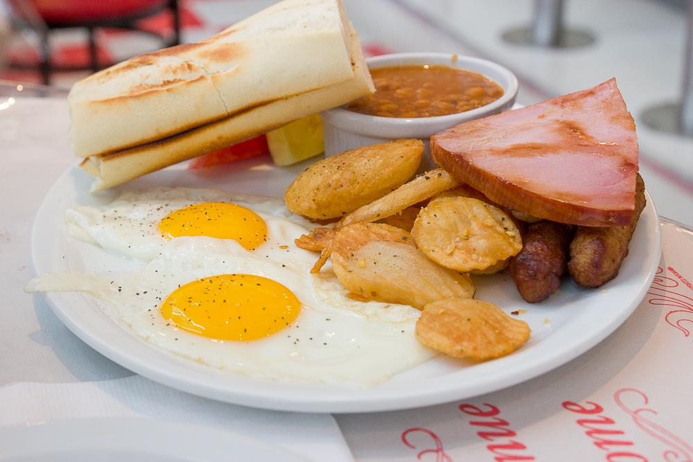 Déjeuner BInerie Chik - Trois-Rivières - Mauricie