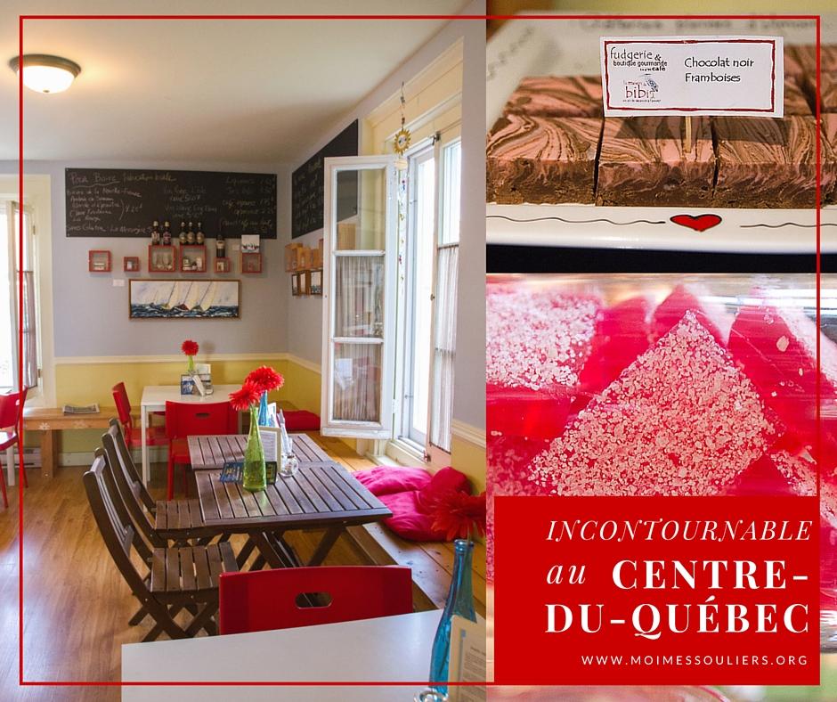 INCONTOURNABLE CEntre-du-Québec 2