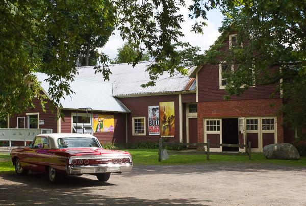 Musée des communications et d'histoire de Sutton - Cantons-de-l'Est - Chemin des Cantons