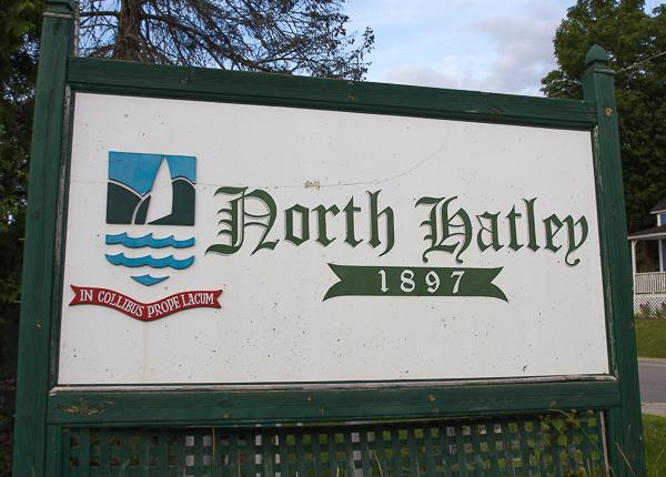 North Hatley - Cantons-de-l'Est - Chemin des Cantons