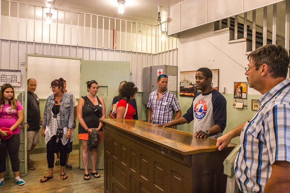 Prison de Trois-Rivières - Trois-Rivières - Mauricie