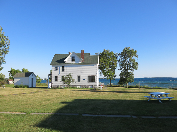 Réception - Tibbetts Point Lighthouse - Hostelling International - Cape Vincent, New York, United States