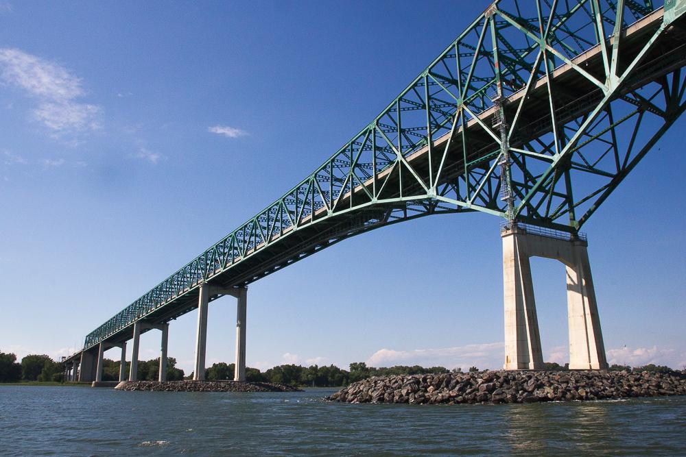 Sous le pont - Trois-Rivières - Mauricie