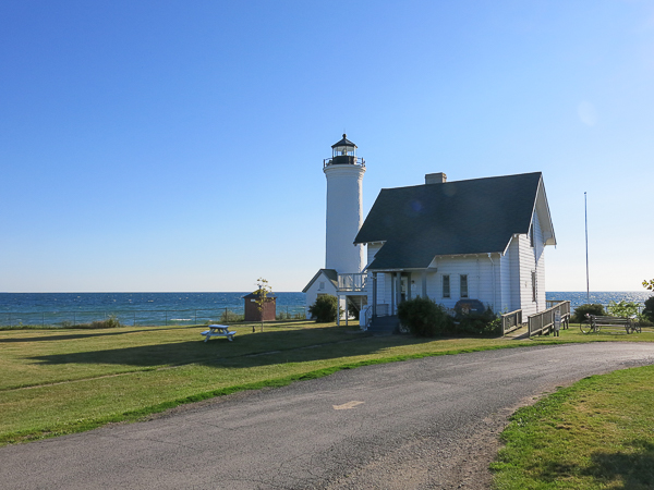 Tibbetts Point Lighthouse - Hostelling International - Cape Vincent, New York, United States