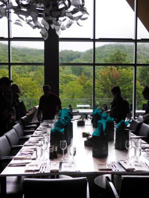 Restaurant Altitude du Casino Mont-Tremblant