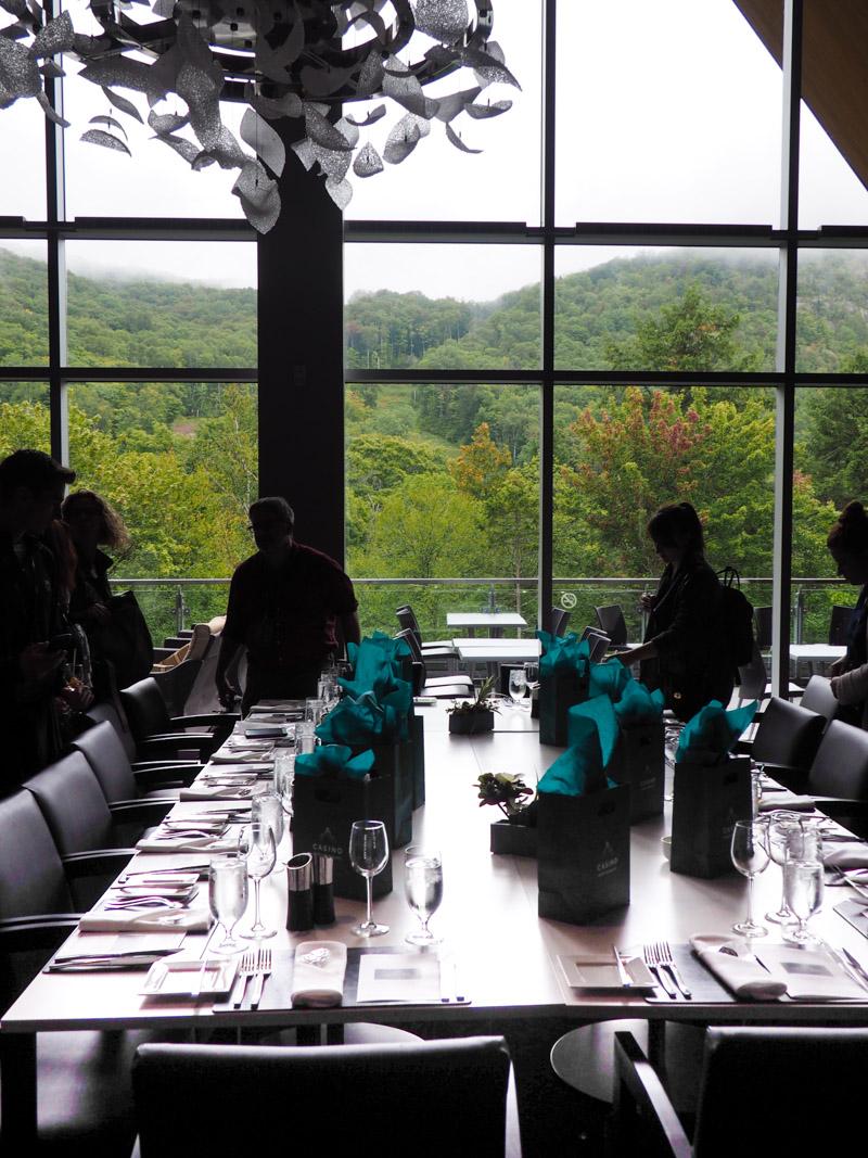 Restaurant Altitude Mont Tremblant