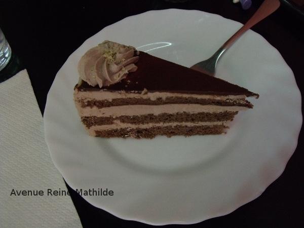 gâteau à la crème zagreb