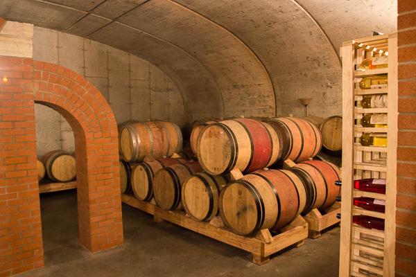 Cave - Vignoble Saint-Gabrielc