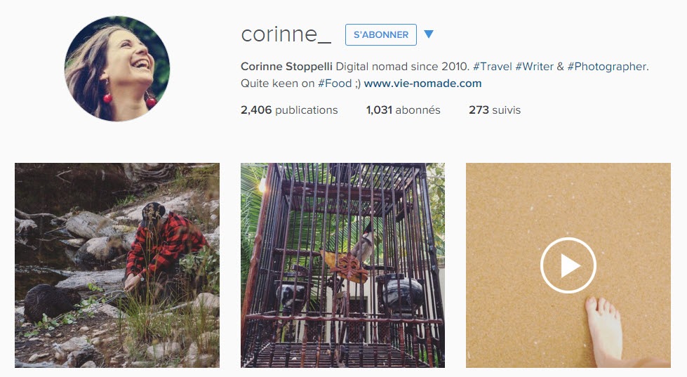Instagram Corinne_