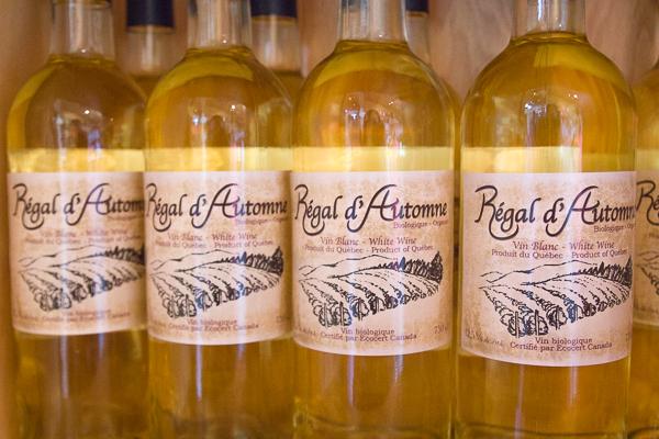Régal d'automne - Vignoble Saint-Gabriel