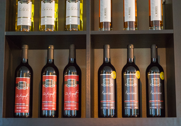 Vins - Vignoble Mondor