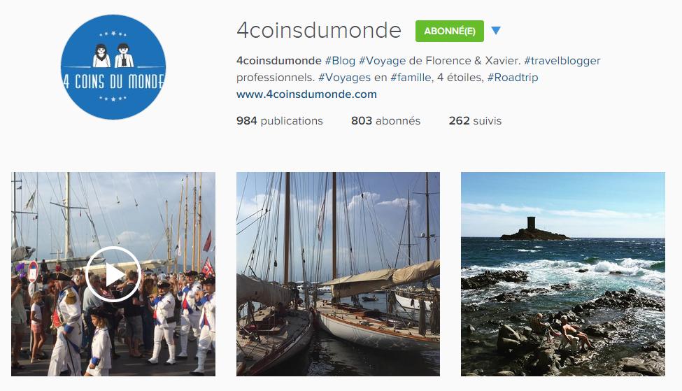 instagram 4coinsdumonde