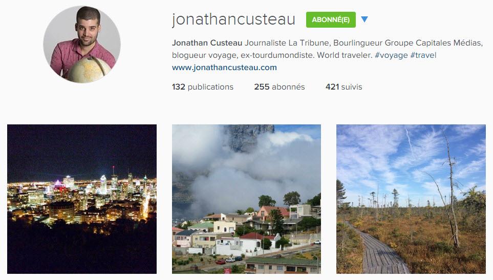 instagram Jonathancusteau