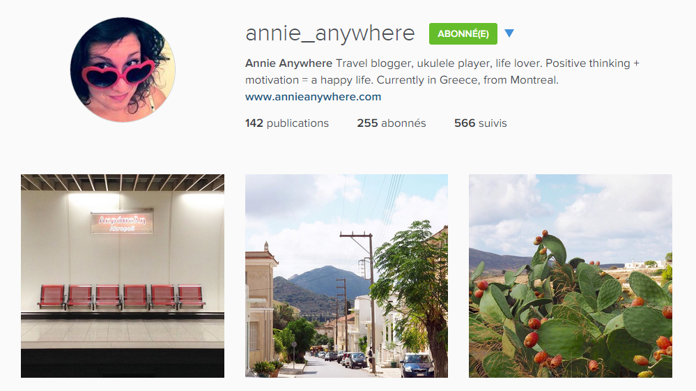 instagram annie_anywhere