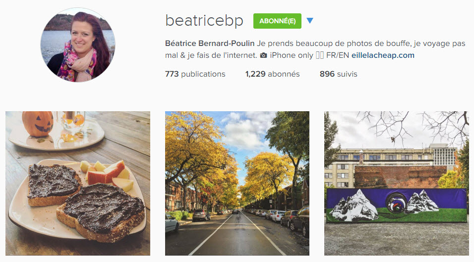 instagram beatricebp