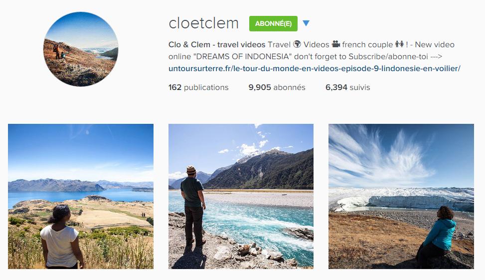 instagram cloetclem