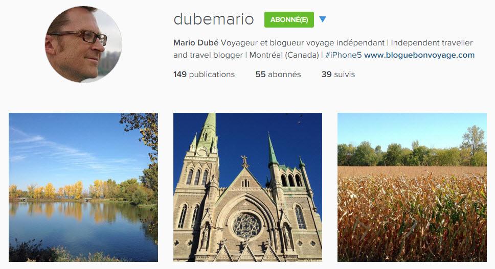 instagram dubemario