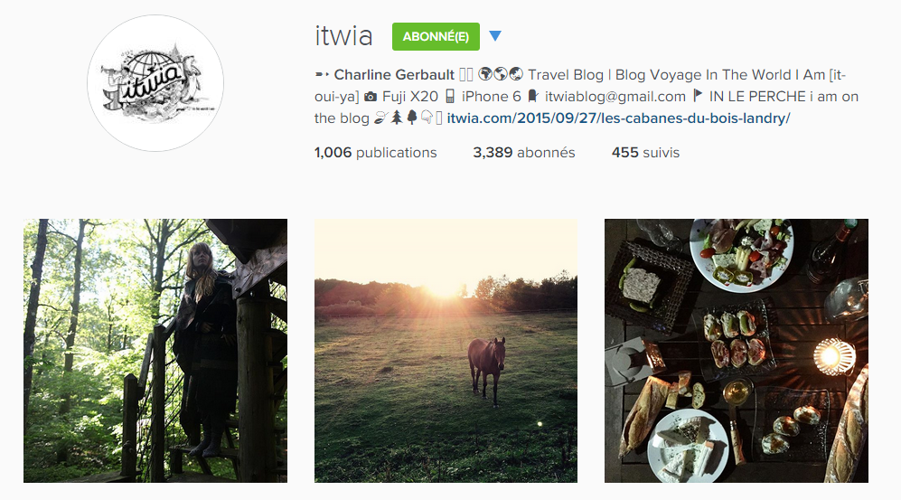 instagram itwia