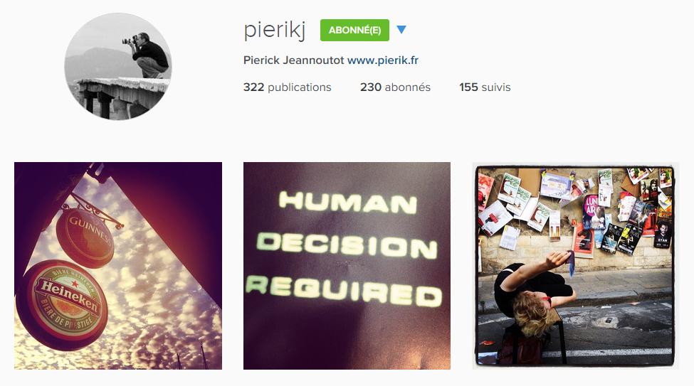 instagram pierikj