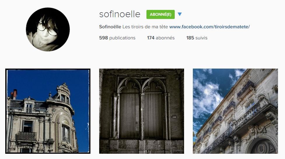 instagram sofinoelle