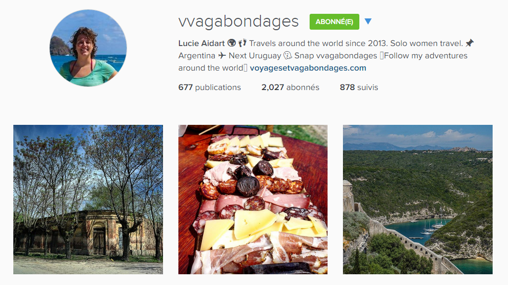 instagram vvagabondages