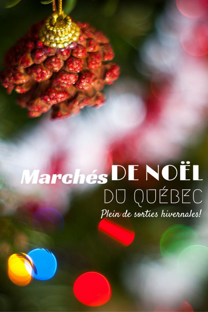 Marchés de Noël du Québec