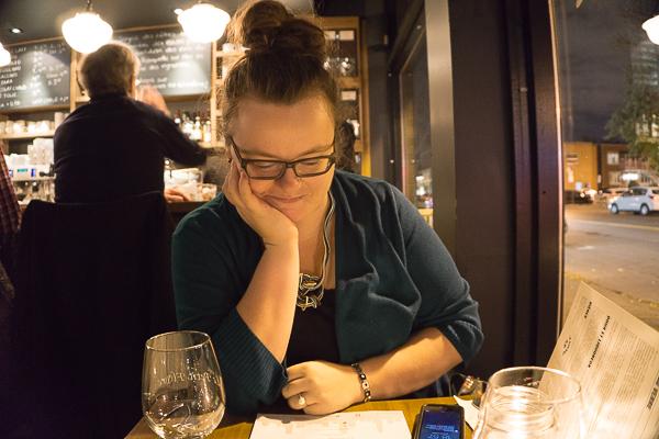 Pas capable de choisir - Café Le Petit Flore - MTLaTable 2015