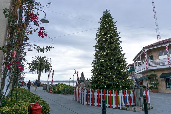 Noel à Monterey, Californie