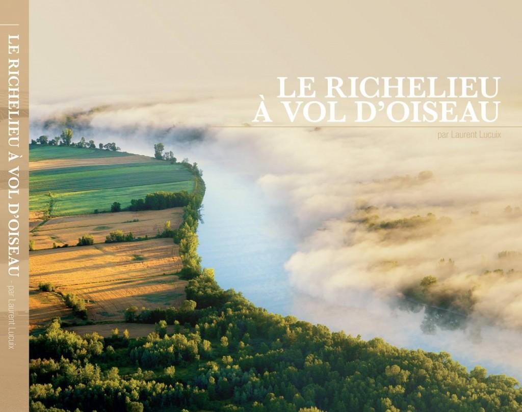 Le Richelieu à vol d'oiseau