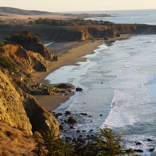 Big Sur et les environs - Californie - États-Unis