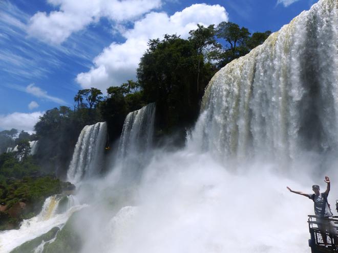 Chutes d'Iguazu - Thomas de www.planete3w.fr