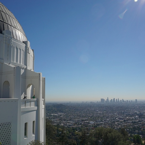 Griffith Observatory - Los Angeles - Californie - États-Unis