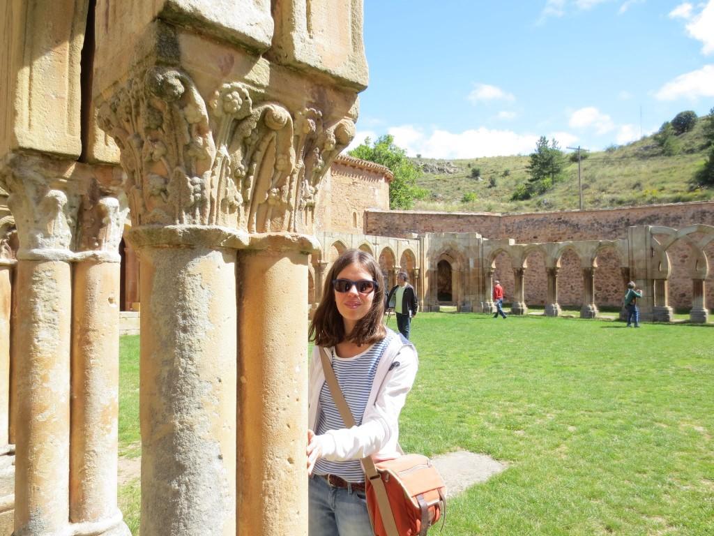 Isabelle Aubin - Espagne