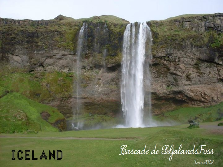 Islande - Un pied dans les nuages