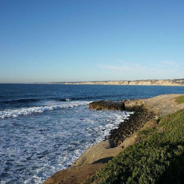 La Jolla Cove - Californie - États-Unis