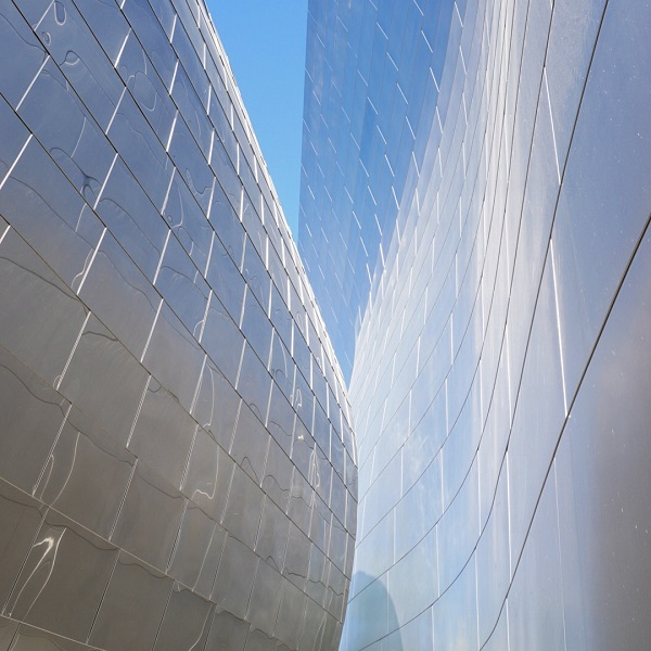 Walt Disney Concert Hall - Los Angeles - Californie - États-Unis