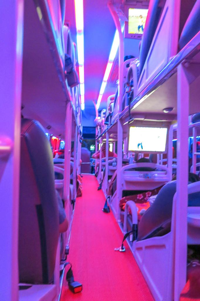 Autobus vietnamien