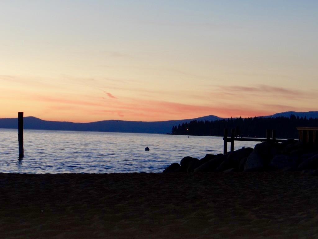 Lake Tahoe Californie