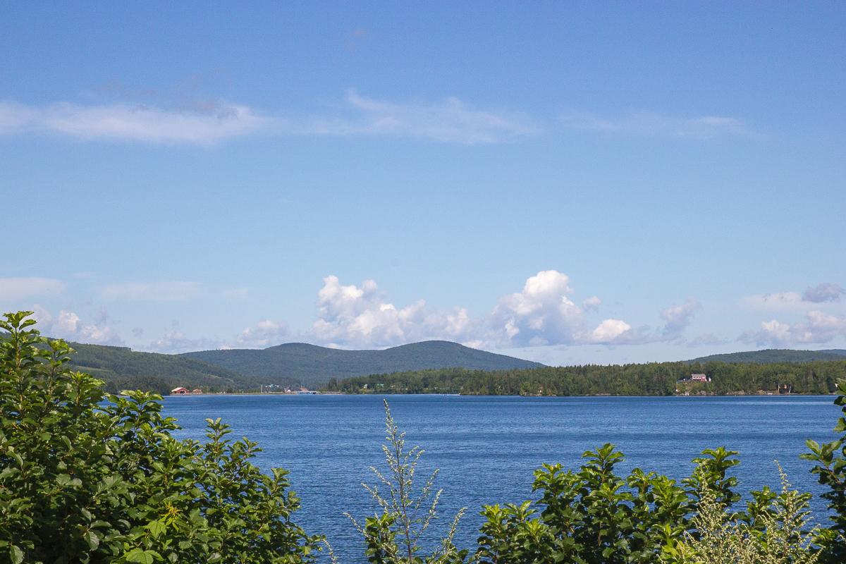 Paysage du Madawaska, Nouveau-Brunswick